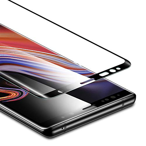 ESR Galaxy Note 9 Screen Protector, Tempered Glass Screen Protector [Force Resistant Up to 11 Pounds] [Full Screen Coverage] [Case Friendly] Compatible for Samsung Note 9 (Released in 2018)