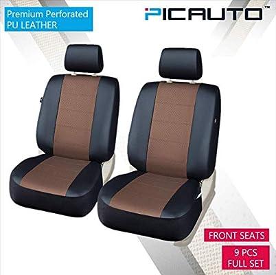 Amazon.com: Cubiertas de asiento Picauto para auto ...