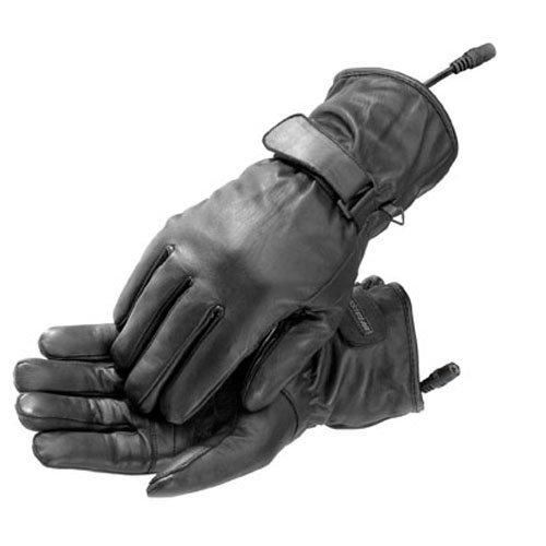 Firstgear Women's Heated Rider Gloves - Large/Black