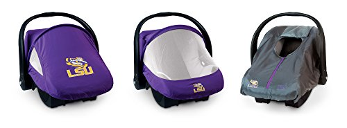 Cozy Cover - Little Scholars, Lsu Sun, Bug Cover & Lightweight Cozy Cover, Combo Pack