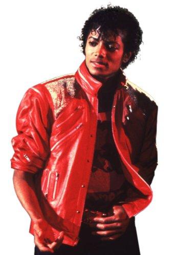 Michael Jackson Red Beat It Child Jacket -
