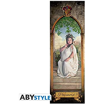 Harry Potter Door Poster The Fat Lady 53x158 Cm