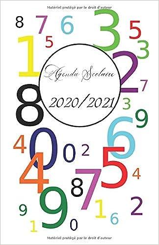 Amazon.com: Calendrier scolaire 2020/21: Académie en zone C