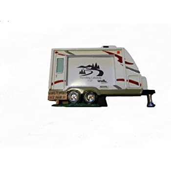 Amazon.com - WD Picture Frame, Horizontal Camper Trailer RV Photo ...