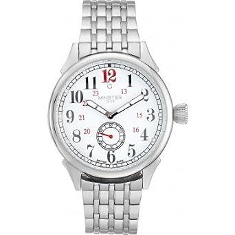 Minster 1949 MN03WHSL50 Herren armbanduhr