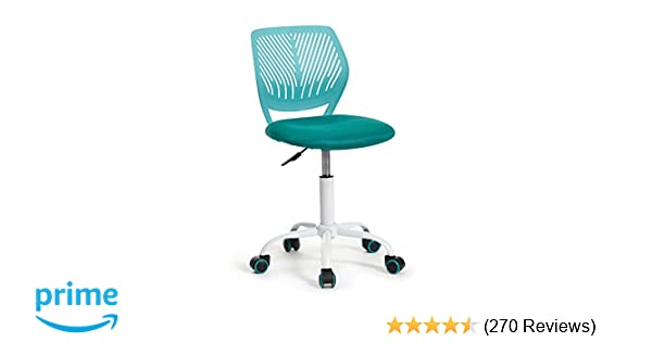 amazon com greenforest office task desk chair adjustable mid back
