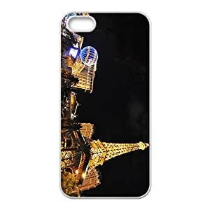 Las Vegas Cityscape Hight Quality Case for Iphone 5s