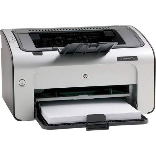 Hewlett Packard P1006 Laser Printer (CB411A) (Renewed)