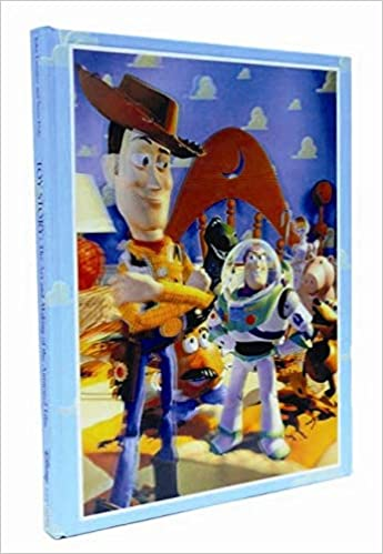Toy Story The Art And Making Of The Animated Film Disney