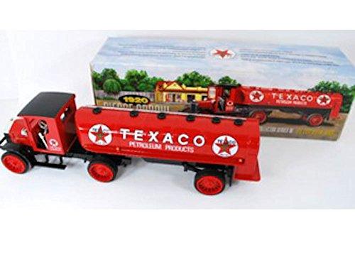 Collectible 1920 Texaco Pierce Arrow Tanker Truck Bank Ertl 1999 (Tanker Bank)