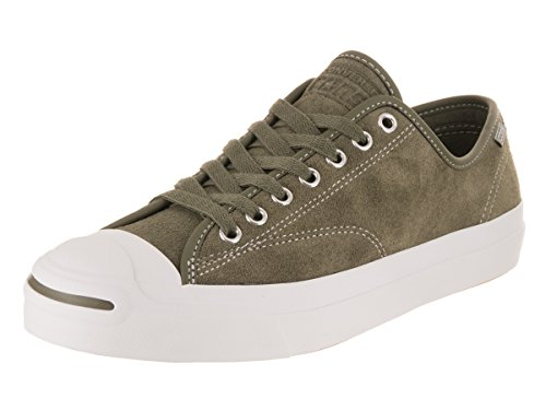 Converse Unisex Jack Purcell Pro Ox Field Surplus/White/Gum Skate Shoe 11 Men US by Converse