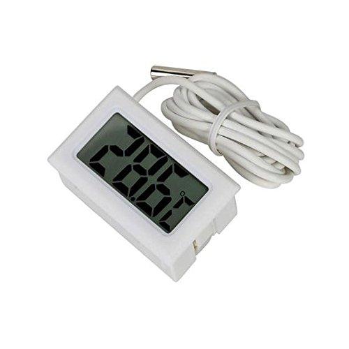 1 termómetro digital con pantalla LCD para frigorífico o ...