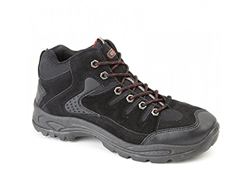 Dek - Zapatillas para correr en montaña para hombre negro - negro
