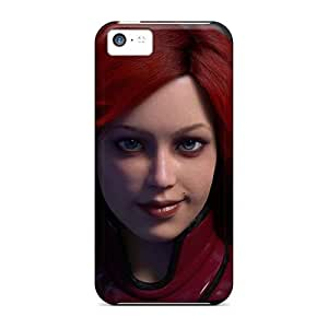 Iphone 5c CeS12477hNIj Allow Personal Design Realistic In This Moment Band Image Protective Cell-phone Hard Covers -EricHowe