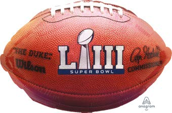 BalloonsFast- Official Super Bowl 53 Football Shape 18