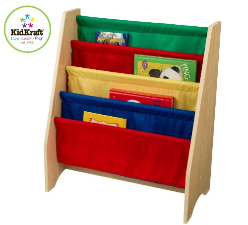 personalized sling bookshelf - 1
