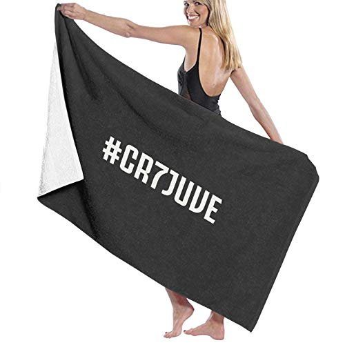 Cr7 Juventus Cristiano 02 Bathtowel Bath Beach Towel