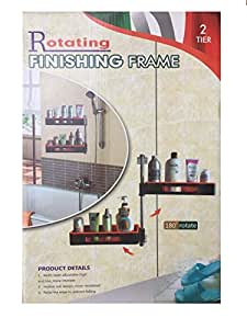 180 Rotating Finishing Frame For Kitchen & Toilet 2 Layer