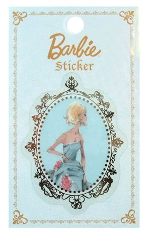 Barbie Barbie stickers Delphine 6367