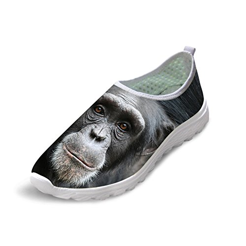Casual Bigcardesigns Athletic Bigcardesigns Boys Orangutan Walking 44 Running Shoes Orangutan Boys qrwraXCnx1