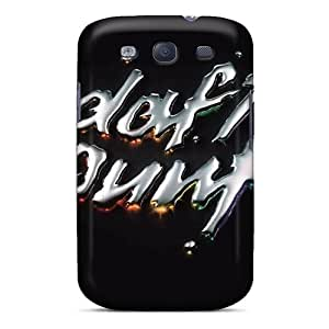 Protector Hard Phone Cases For Samsung Galaxy S3 With Unique Design Beautiful Daft Punk Pictures DrawsBriscoe