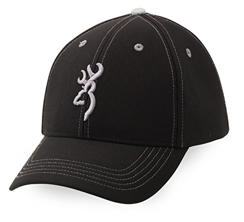 Browning Boone Cap,Black/Gray