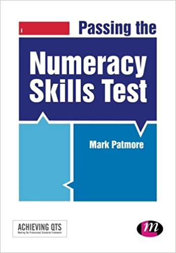 Passing the Numeracy Skills Test (Achieving QTS Series): Amazon.co ...