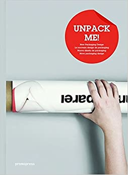 Book Unpack Me!: New Packaging Design