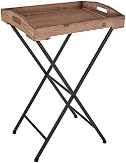 related image of RiteSune Tray Table with Removable Natural Wooden