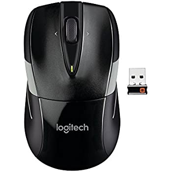 d8ca2bfacf3 Logitech M525 Wireless Mouse - Long 3 Year Battery Life, Ergonomic Shape  for Right or Left Hand Use, Micro-Precision Scroll Wheel, and USB Unifying  Receiver ...