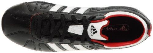 adidas adiNOVA IV TRX FG J, Schuhe Fußball Kinder Schwarz/Weiß/rot