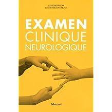 Examen Clinique Neurologique En Poche