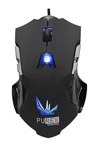 purex-technology-3000-dpi-high-precision-programmable-wired-laser-gaming-mouse-8-programmable-button