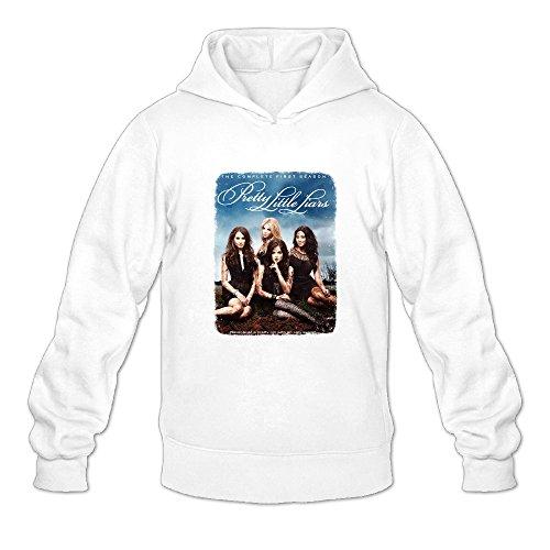 Men's Pretty Little Liars Season 1 Poster Cool Hoodies Sweatshirts