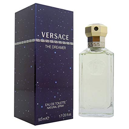 Versace The Dreamer For Men Eau De Toilette Spray 1.7 fl.oz./50 ()