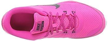 Nike Womens Flex Trainer 5 Running Shoe, Pink Powanthracitepink Foilwhite - 10 B(m) Us 6
