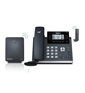 Review Yealink W41P DECT Desk