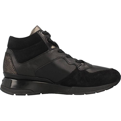 Geox D Shahira A - Zapatillas Mujer Negro