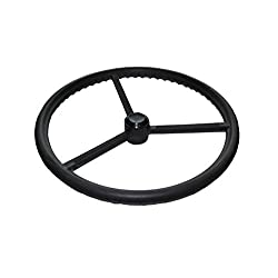 D6NN3600B New Ford Tractor Steering Wheel [Splined center] W/Cap 8N 2000 2600 3000 4000 5000 7000