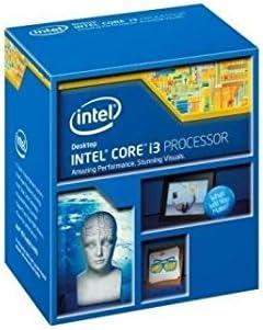 Intel Core i3 4130 - Procesador Intel (LGA H3 1150, 3,4 GHz, 3 MB ...