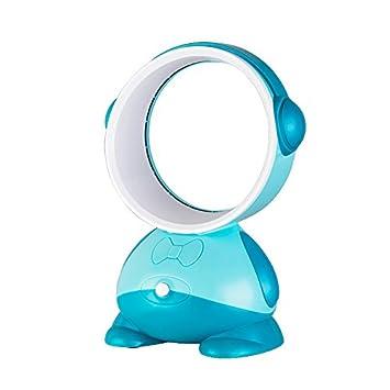 Queta Blatt Ventilator USB Student Dormitory Mini Blattloser Ventilator  Schöne Schreibtisch Fan Safe Für Baby Geeignet