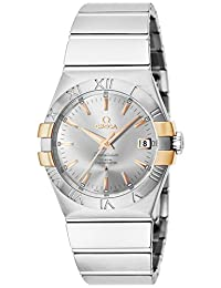 OMEGA wristwatch Constellation Co-Axial automatic 123.20.35.20.02.003