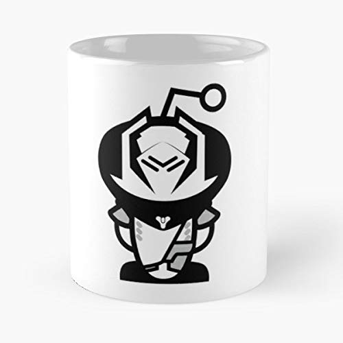 Destiny Video Games Xbox Playstation - Funny Gifts For Men And Women Gift Coffee Mug Tea Cup White 11 Oz.the Best -