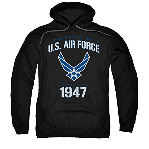 Hoodie Propiedad Air Black Of Force Men zAvByw6Uq4