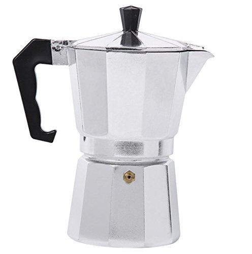 Hornillo, Espresso Pot - 1/2/3/6/9/12 espresso-cup cafetera ...