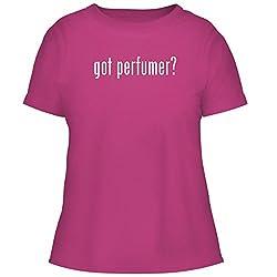 Got Perfumer Cute Women S Graphic Tee Fuchsia X Large