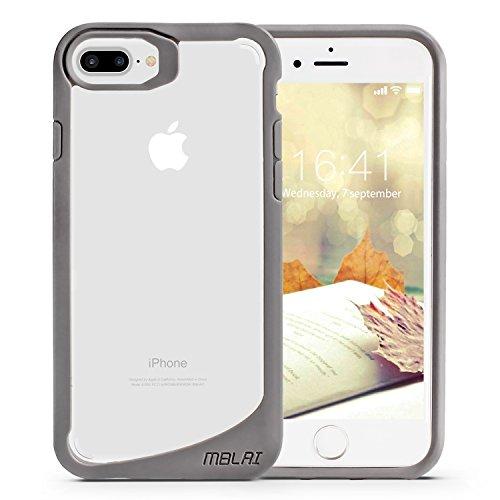 reputable site 14c71 c9986 iPhone 8 Plus Case,iPhone 7 Plus Case,MBLAI Clear Transparent ...