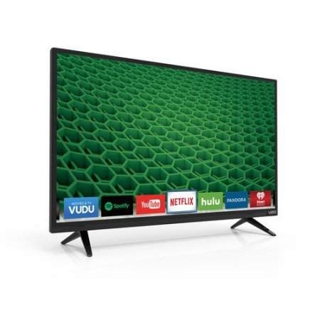 "Vizio D32-D1 32"" 1080p 120Hz LED Smart HDTV, Built-in WiF..."