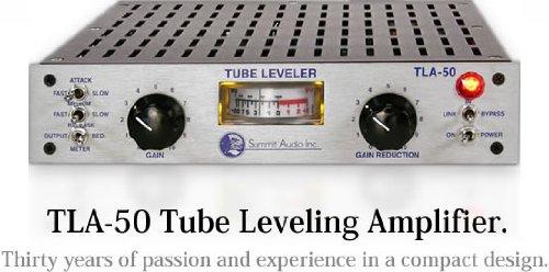 Summit Audio TLA-50 Tube Leveling Amplifier by Summit Audio