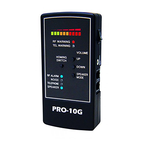 PRO-10G DD804 Cell Phone and GPS Bug Detector